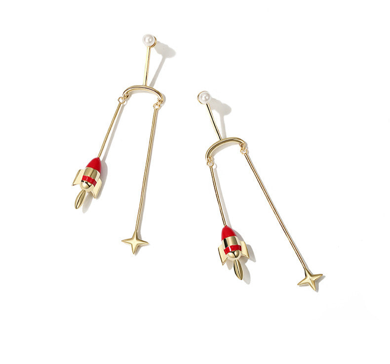 Like a Rocket Earrings