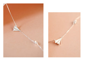 Little Love Letters Necklace