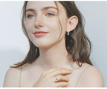 Robin's Bow Earrings (Sterling Silver)