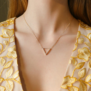 In Fine Shape Necklace