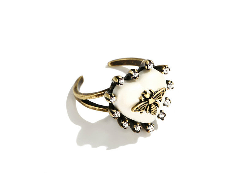 Bee to Bee Ring (Adjustable Size)