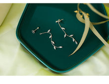 Frolic Through The Forest Earrings (Sterling Silver)