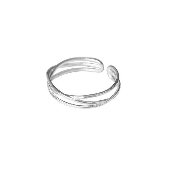 Have No Fear Ring (Adjustable)