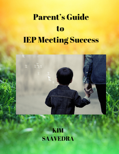 Parent's Guide to IEP Meeting Success