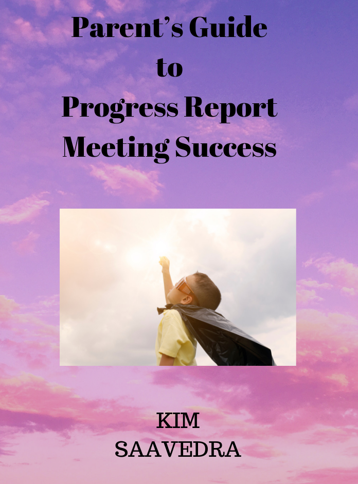 Parent's Guide to Progress Report Meeting Success
