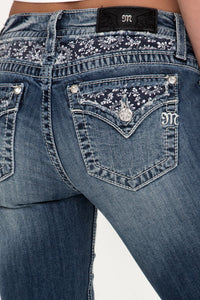 Peace And Paisley Capri