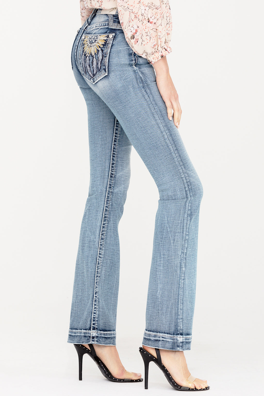 Sunshine Dreams Bootcut Jeans