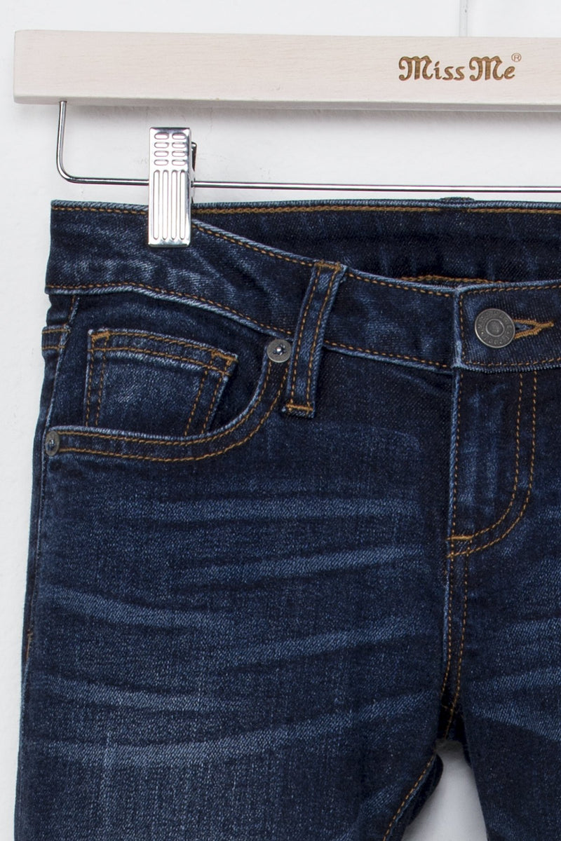 pocket, Dark Wash