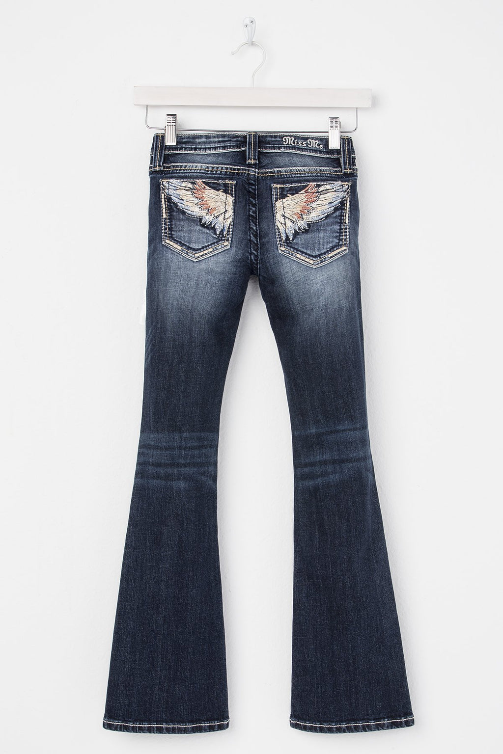 GIRLS STAY FLY BOOTCUT JEANS