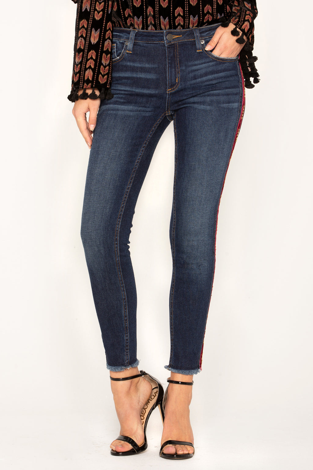 d93f48fc63bb8 LINED UP ANKLE SKINNY JEANS