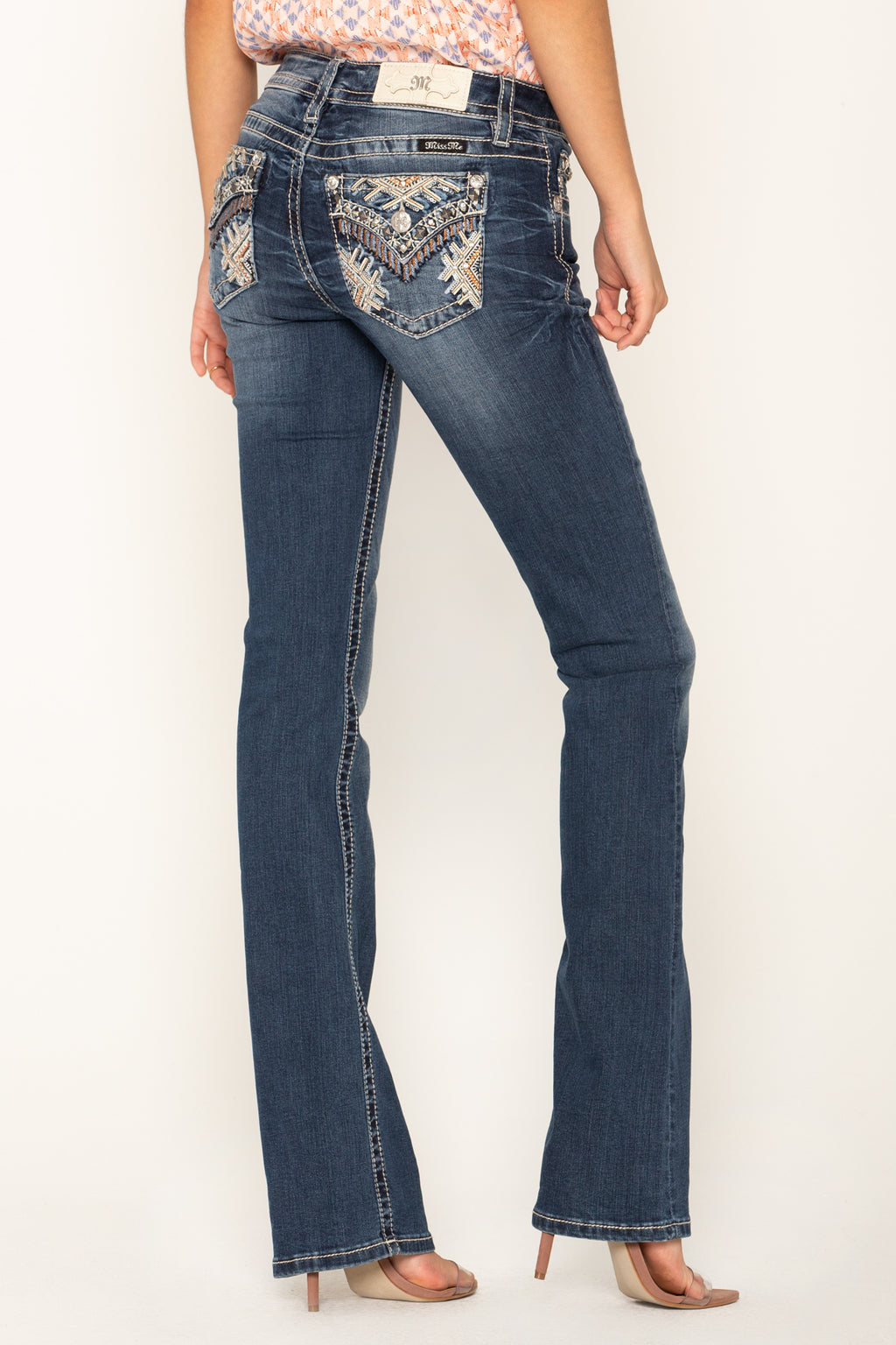ff0f7257dca0 IT FACTOR BOOTCUT JEANS.  104.00. New