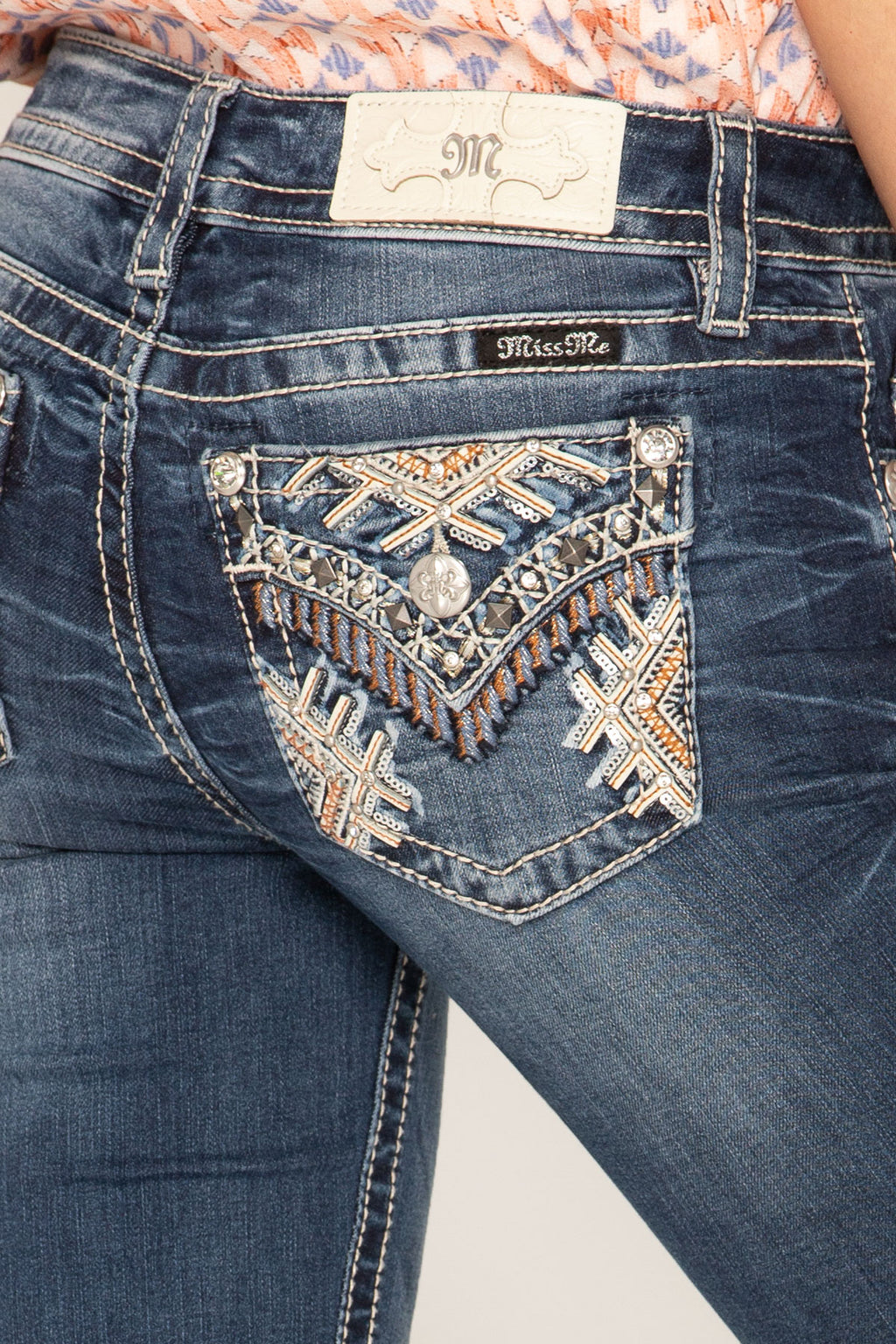 e29f3f4340 Women s Jeans - Abstract - Miss Me
