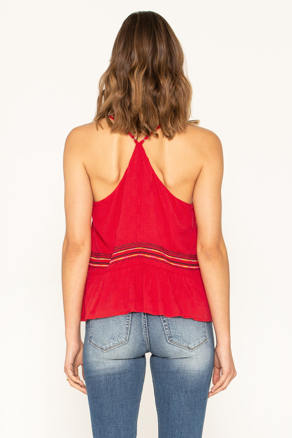 back, Red
