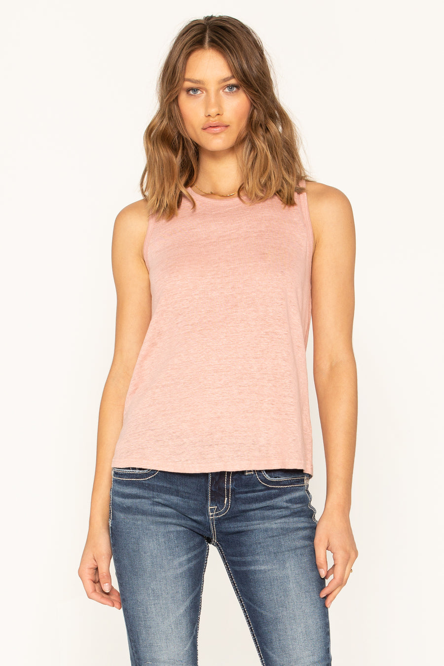 front, Pink