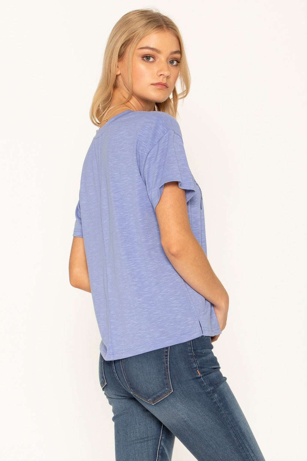 31bb4c8727a06a HOME AWAY SHORT SLEEVE TOP - back