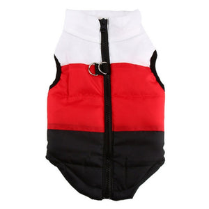 Waterproof Pet Dog Puppy Vest Jacket  Warm Winter Dog Clothes Coat For Small Medium Large Dogs