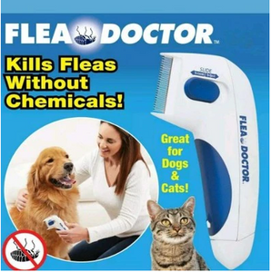 Flea Doctor the Pet Flea Cleaner! - PetsMonarchy
