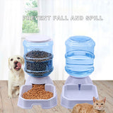 Pet Automatic Feeder Large Capacity Dispenser