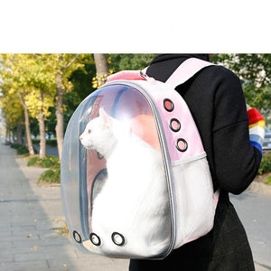 Space Capsule Pet Bag - PetsMonarchy