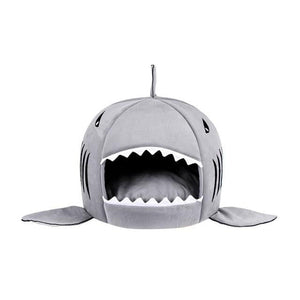 Funny Shark Bed - PetsMonarchy