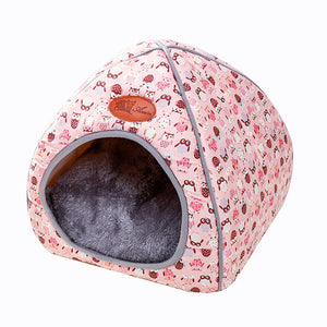 Small Pet Dog and Cat House