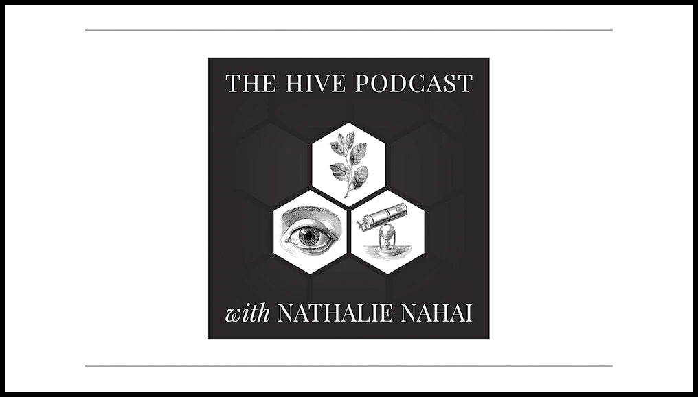 Interview with Nathalie Nahai for The Hive podcast