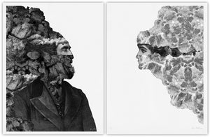 Frontiers (diptych) ~ giclee prints