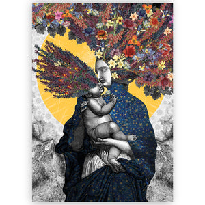 Mother and Child ~ smaller £40 edition