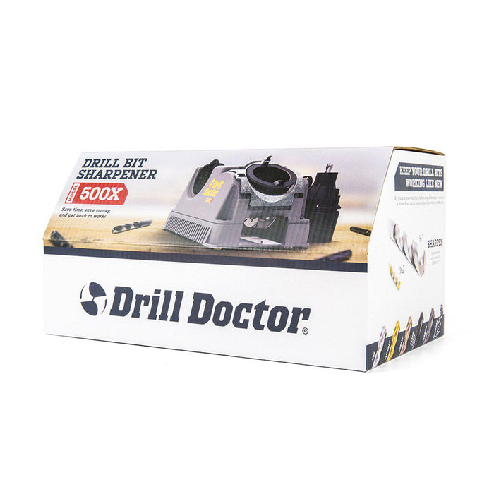 Drill Doctor 500X with Extra Grinding Wheel - Drill Doctor