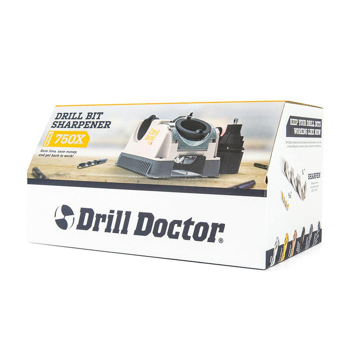 Drill Doctor 750X with Extra Grinding Wheel - Drill Doctor