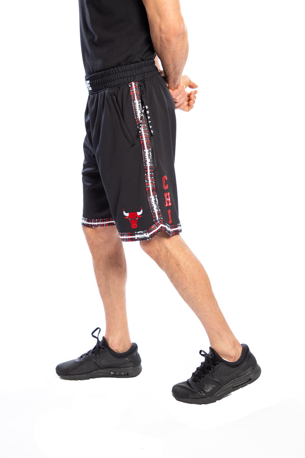 Chicago Bulls Kente Dunk Short Black