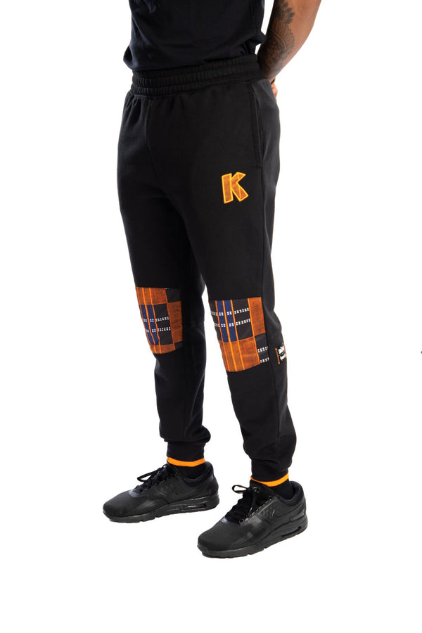 New York Knicks Kente Knee Patch Pant