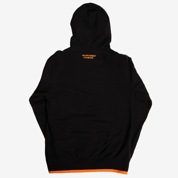 New York Knicks Kente Letter Hoodie