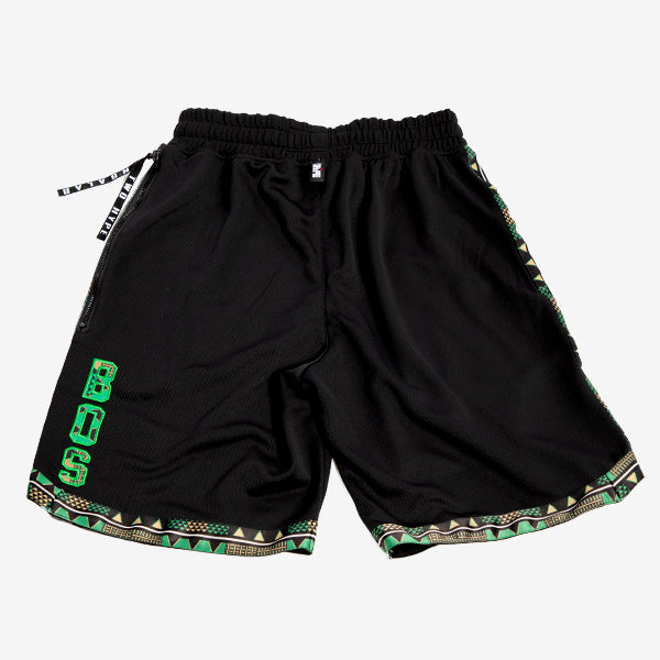 Boston Celtics Kente Dunk Short