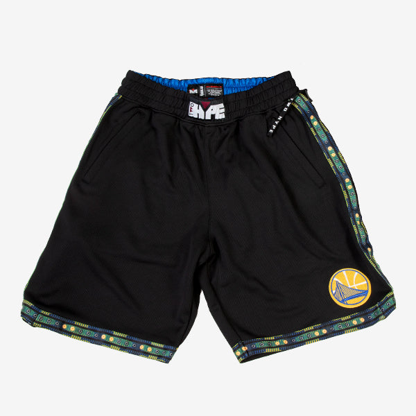 Golden State Warriors Kente Dunk Short