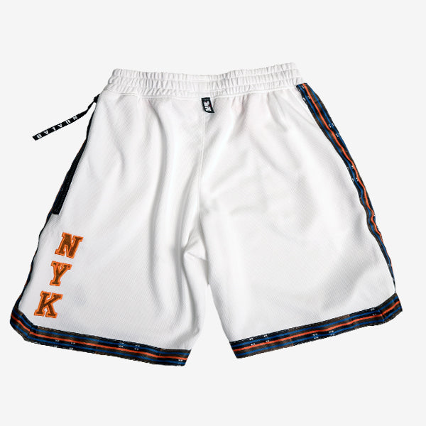 New York Knicks Kente Dunk Short