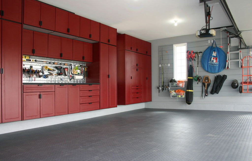 Garage Cabinets and Other Storage Tips For The Best Garage Ever
