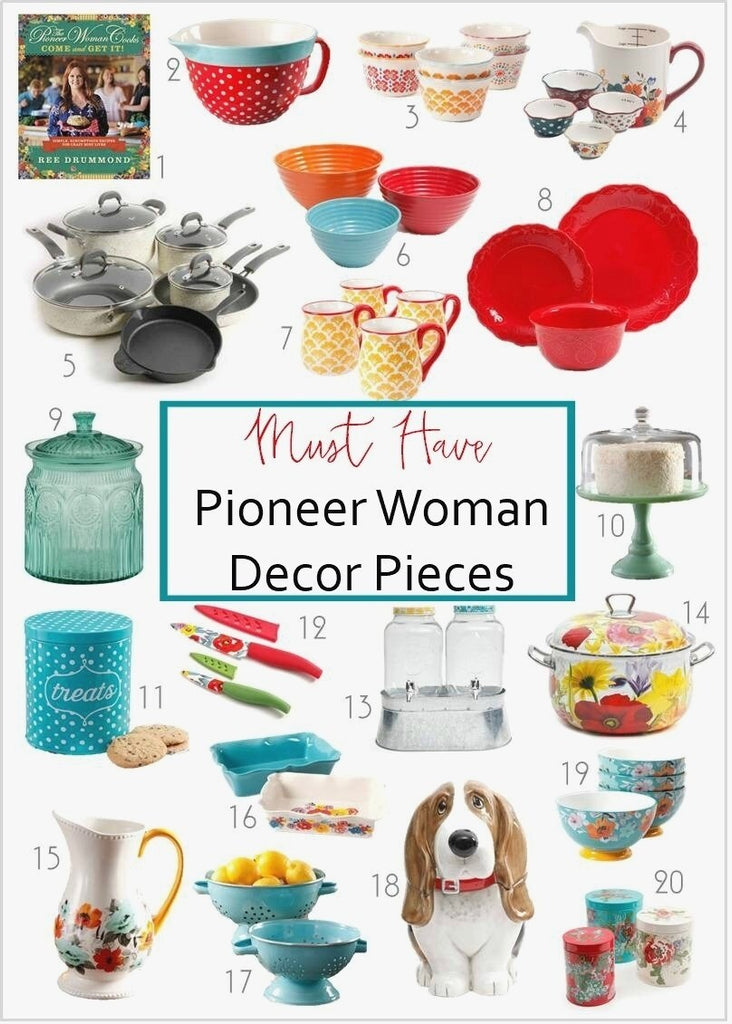 Australia Pioneer Woman Kitchen Decor