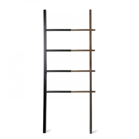 Umbra Hub ladder - walnut/black