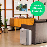 Online shopping vremi 30 pint energy star dehumidifier for medium to large spaces and basements quietly removes moisture to prevent mold and mildew white