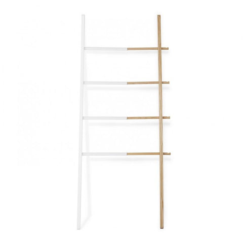 Umbra Hub ladder - natural/white