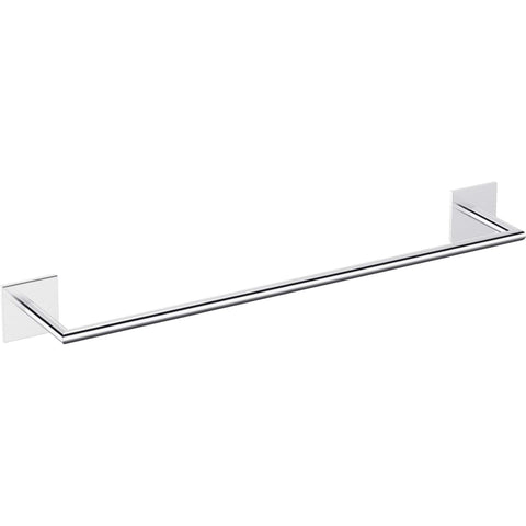 Tick Self-Adhesive Towel Bar Rail Holder Hanger Bathroom Towel Hanging Rack
