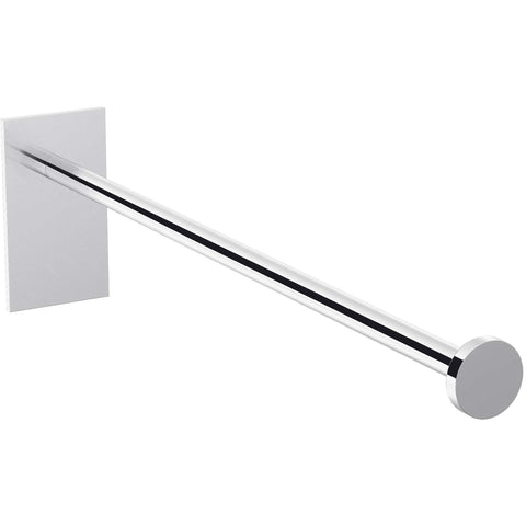 Tick Self-Adhesive 12 in. Towel Bar Rail Holder Hanger Bath Towel Hanging Rack