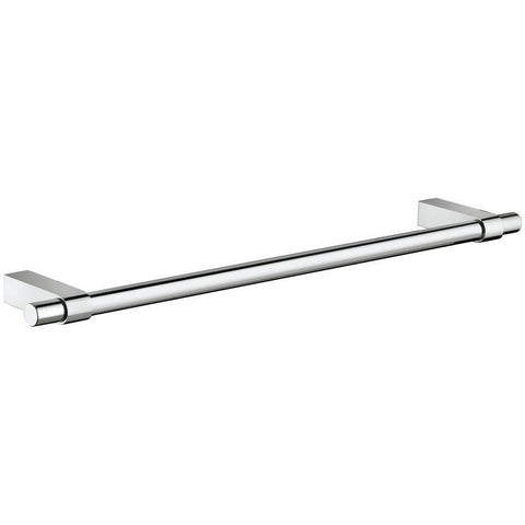 BA Tosca Wall Towel Bar Rail Holder Hanger Bath Towel Hanging Rack - Brass