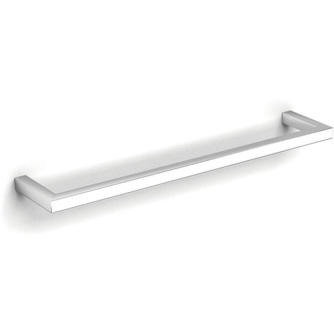 Lux Xoni Wall Towel Bar Rail Holder Hanger Bath Towel Hanging Rack, Brass