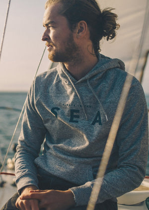 Load image into Gallery viewer, Always in the Sea Hoodie