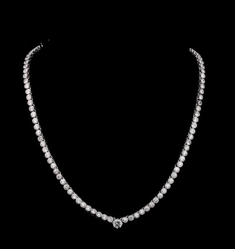 Diamond Necklace Pre order