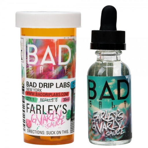 Bad Salts - Farleys Gnarly Sauce 30mL