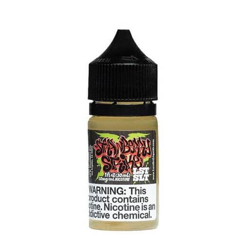 LST SLT (LOST ART SALT) - STRAWBERRY STRIKE SLT - 30ML