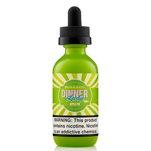 DINNER LADY PREMIUM E-LIQUIDS - APPLE PIE - 60ML ejuice - Prying Eye, Vape shop, vape store, vaporizers, personal vaporizers, vapeshopsupply, vapeshopsupplier, Electronic cigarette, e-cigarette, ecigarette, ejuice, e-juice, e-liquid, eliquid, discount ejuice, discount e-juice, ejuice bundles